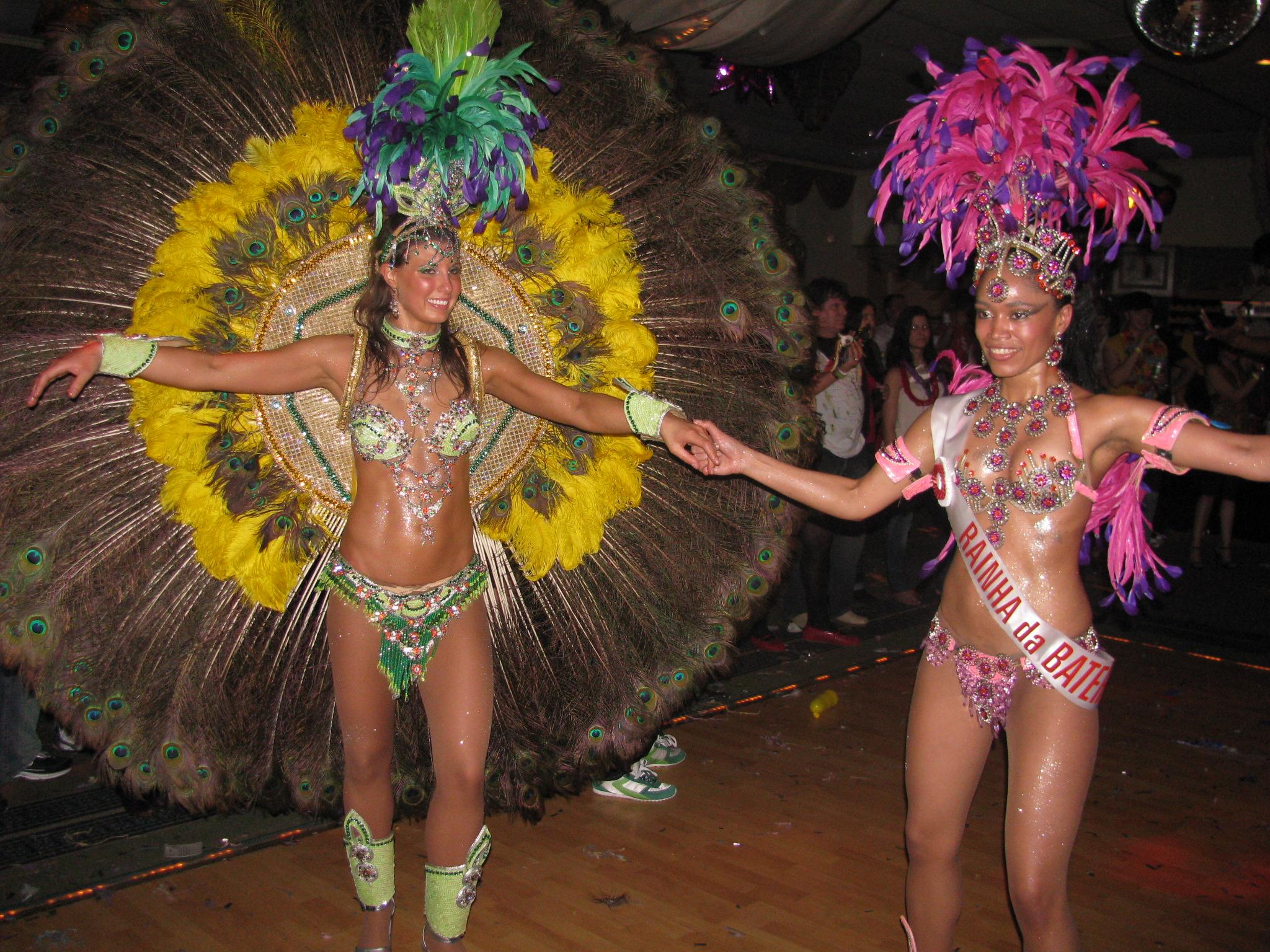 Carnaval 2009 Traz Calor Do Brasil Ao Canad      Carnaval Brasil Ace