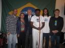 Lançamento da revista Capoeira