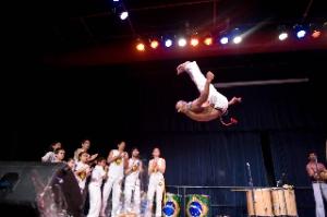 Viva Capoeira no Folkorama