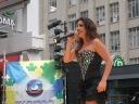 Ivete Sangalo fez um grande show em Toronto