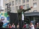 Serginho Groisman esquentou o público