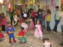 Muita diversão e alegria no Baile